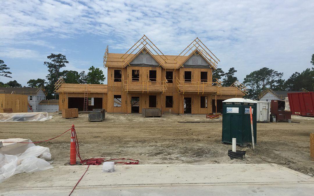 Knox Landing Housing 136
