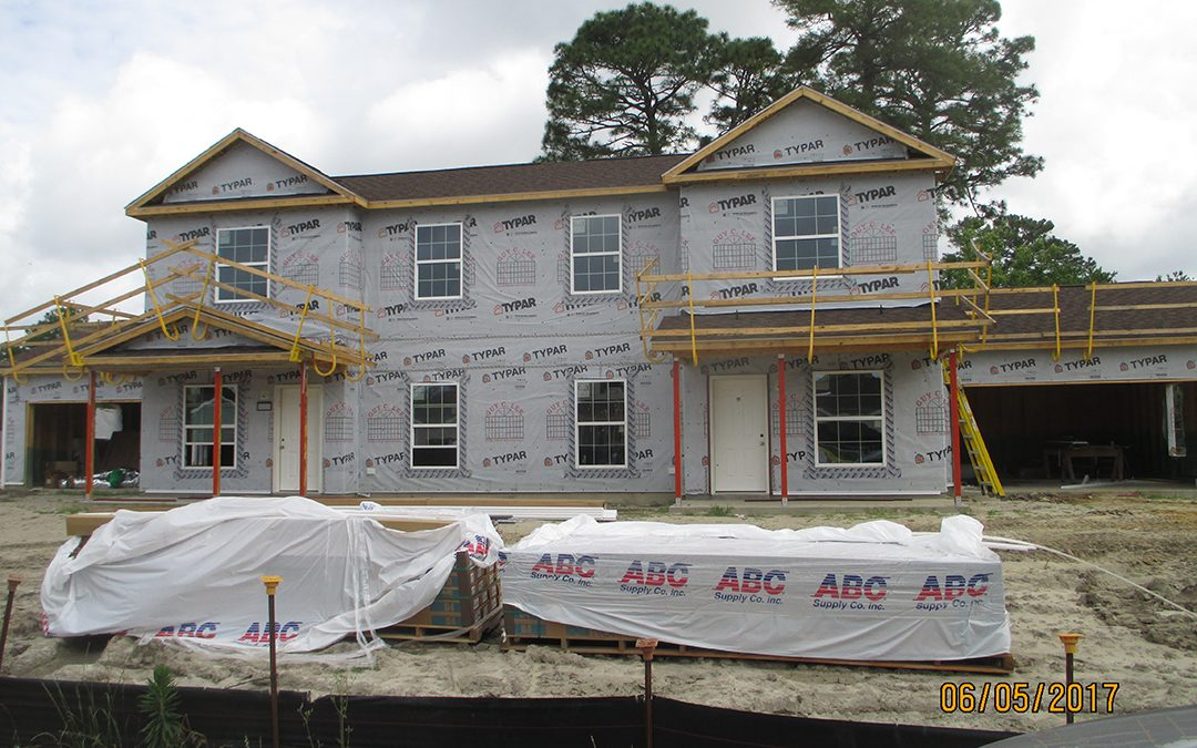 MCAS Cherry Point – Nugent Cove Section 4 and 5 Housing