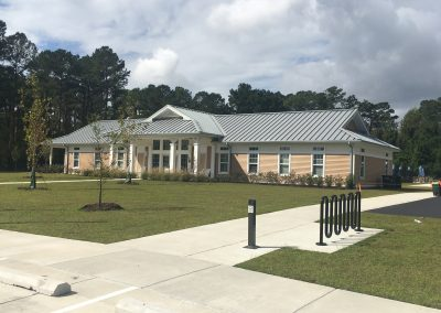 Knox Landing Community Center and Pool with RV Lot