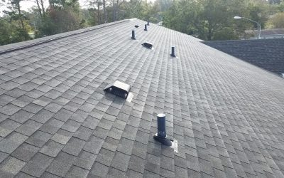 Failure of Shingled Roofs in High Wind Zones
